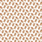 Gingerbread Paper - A Gingerbread Christmas - Echo Park - PRE ORDER