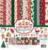A Gingerbread Christmas Collection Kit - Echo Park