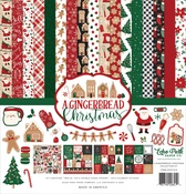 A Gingerbread Christmas Collection Kit - Echo Park - PRE ORDER