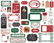 A Gingerbread Christmas Frames & Tags - Echo Park - PRE ORDER