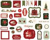 Hello Christmas Ephemera - Carta Bella - PRE ORDER