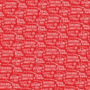 Happy Holidays Paper - Dear Santa - Carta Bella - PRE ORDER