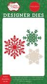 Santa's Snowflakes Die Set -Dear Santa - Carta Bella - PRE ORDER