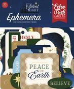 Silent Night Ephemera - Echo Park