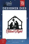 Silent Night Nativity Die Set - Silent Night - Echo Park