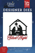 Silent Night Nativity Die Set - Silent Night - Echo Park