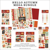 Hello Autumn Mega Bundle - Carta Bella