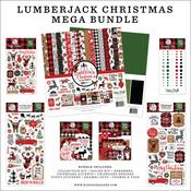 A Lumberjack Christmas Mega Bundle - Echo Park