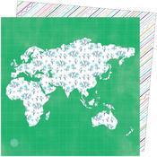 #5 Paper - Go The Scenic Route - American Crafts - PRE ORDER