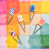 Flag Paper Clips - Go The Scenic Route - American Crafts