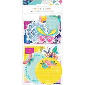 Journal Ephemera Cardstock Die-Cuts - Go The Scenic Route - American Crafts - PRE ORDER