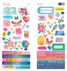 Go The Scenic Route Cardstock Stickers - Paige Evans