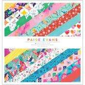 "Go The Scenic Route 12""X12 Paper Pad - Paige Evans - PRE ORDER"