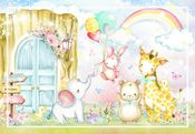 Dreamland Post Card #1 - Asuka Studio - PRE ORDER