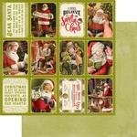 A Magical Christmas Paper 8 - Authentique