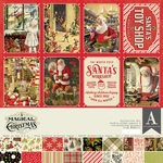 A Magical Christmas Collection Kit - Authentique