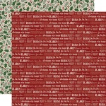 My Christmas Wish Paper - Jingle All The Way - Simple Stories - PRE ORDER