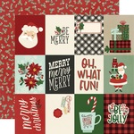 "Elements 3""X4"" Paper - Jingle All The Way - Simple Stories - PRE ORDER"