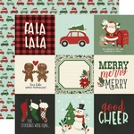 "Elements 4""X4"" Paper - Jingle All The Way - Simple Stories - PRE ORDER"