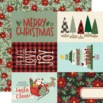 "Elements 4""X6"" Paper - Jingle All The Way - Simple Stories - PRE ORDER"