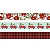 Jingle All The Way Washi Tape - Simple Stories