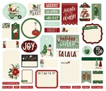 Jingle All The Way Bits & Pieces Die-Cuts - Simple Stories - PRE ORDER