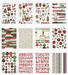 Jingle All The Way Sticker Book - Simple Stories - PRE ORDER
