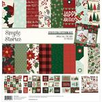"Jingle All The Way Collection Kit 12""X12"" - Simple Stories - PRE ORDER"