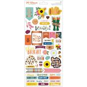 Late Afternoon Cardstock Stickers - Amy Tangerine - PRE ORDER