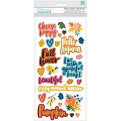 Grateful Phrase Late Afternoon Thickers - Amy Tangerine - PRE ORDER
