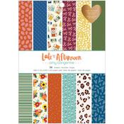 Late Afternoon 6 x 8 Paper Pad - Amy Tangerine - PRE ORDER
