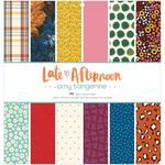 Late Afternoon 12 x 12 Paper Pad - Amy Tangerine