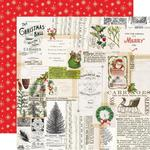 Merry Memories Paper - Simple Vintage North Pole - Simple Stories - PRE ORDER