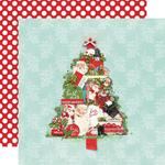 The Trimmings Paper - Simple Vintage North Pole - Simple Stories - PRE ORDER