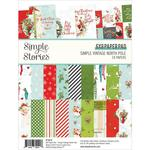 "Simple Vintage North Pole 6""X8"" Paper Pad - Simple Stories - PRE ORDER"