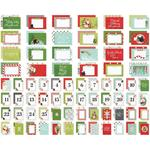Simple Vintage North Pole Sn@p! Card Pack - Simple Stories - PRE ORDER