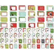 Simple Vintage North Pole Sn@p! Card Pack - Simple Stories - PRE ORDER