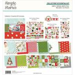 Simple Vintage North Pole Collector's Essential Kit - Simple Stories - PRE ORDER