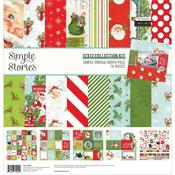 Simple Vintage North Pole Collection Kit - Simple Stories