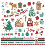 Not A Creature Was Stirring Element Sticker - Photoplay - PRE ORDER