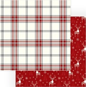 Cozy Christmas Paper - Christmas Cheer - Photoplay - PRE ORDER