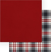 Red Solids+ Paper - Christmas Cheer - Photoplay - PRE ORDER