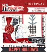 Christmas Cheer Ephemera - Photoplay - PRE ORDER