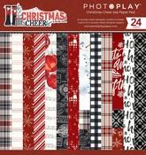 Christmas Cheer 6x6 Pad - Photoplay - PRE ORDER