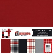 Christmas Cheer Solids+ Paper Pack - Photoplay - PRE ORDER