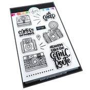Oh Snap! Stamp Set - Catherine Pooler