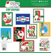 Gnome For Christmas Card Kit - Photoplay