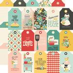 Tags Paper - Apron Strings - Simple Stories