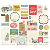 Apron Strings Bits & Pieces Die-Cuts - Simple Stories