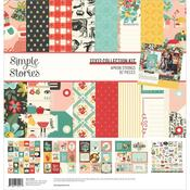 Apron Strings Collection Kit - Simple Stories - PRE ORDER